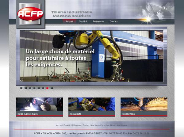 Site web ACFP
