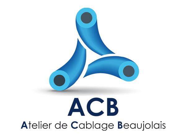 Logo ACB - Atelier Cablage Beaujolais