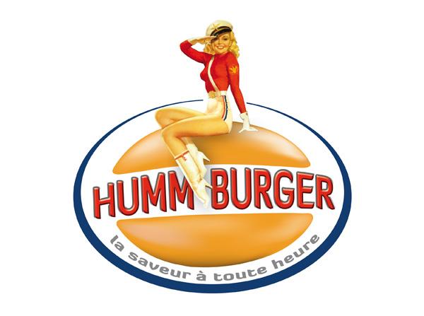 Logo Humm Burger